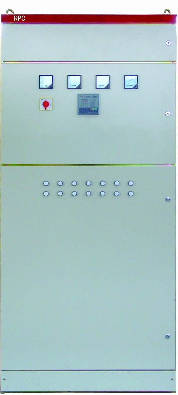 低压无功功率补偿装置产品能自动检测线路功率因数